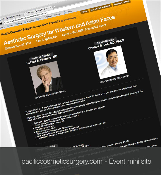 Pacific Cosmetic Surgery Symposium